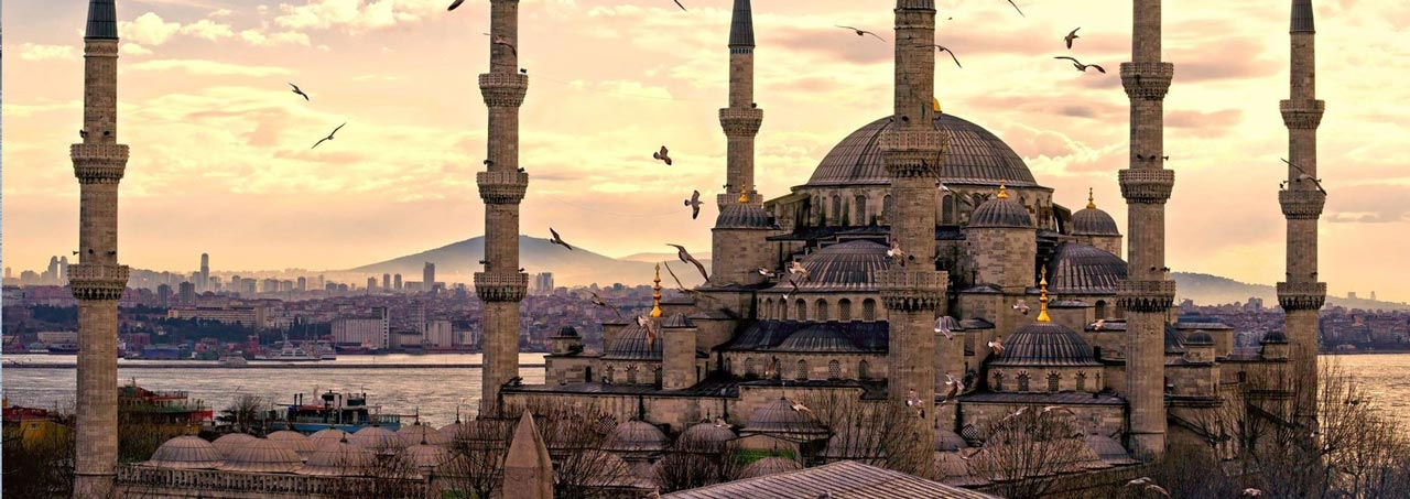 3-10 января 2017 - Стамбул
