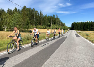 12-16 июня 2019 || Велошенген Хельсинки - Ханко - Таллинн