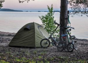 21-23 июня 2019 || Велошенген Палатки Сайма