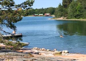 5-11 августа 2019 || Велошенген Аландские острова + Хельсинки