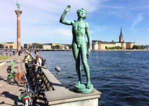 21-25 июля 2019 || Велошенген + паром Таллинн - Хельсинки - Стокгольм