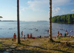 17-18 августа 2019 // Велошенген Сайменский канал - Лаппеенранта - Иматра
