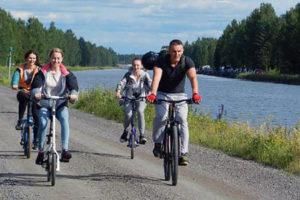 Велошенген на выходные