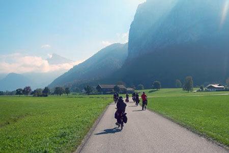 Велошенген многодневные поездки