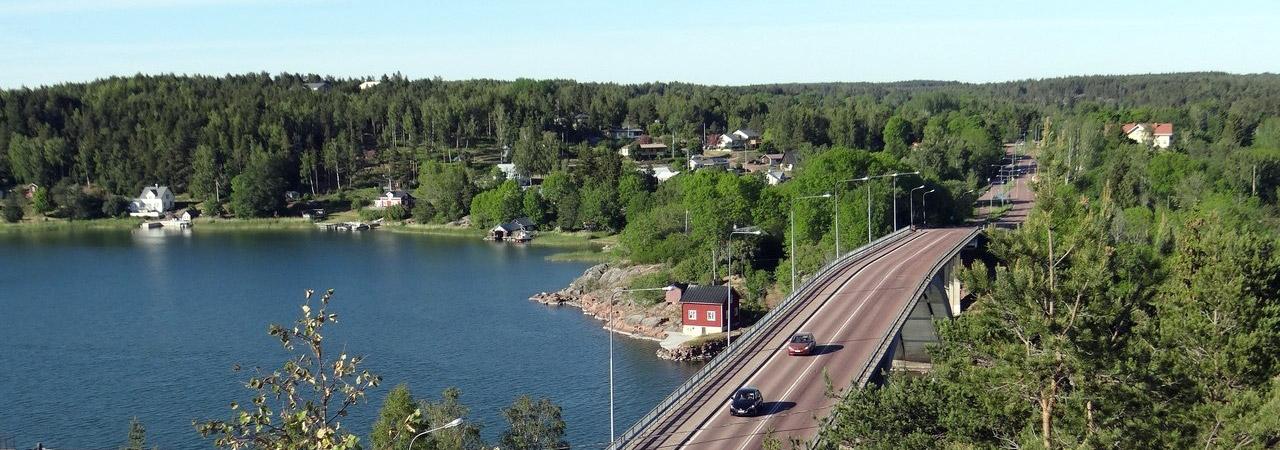 5-11 августа 2019    Аландские острова + Хельсинки