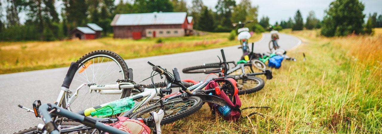 Велоприключения на выходные