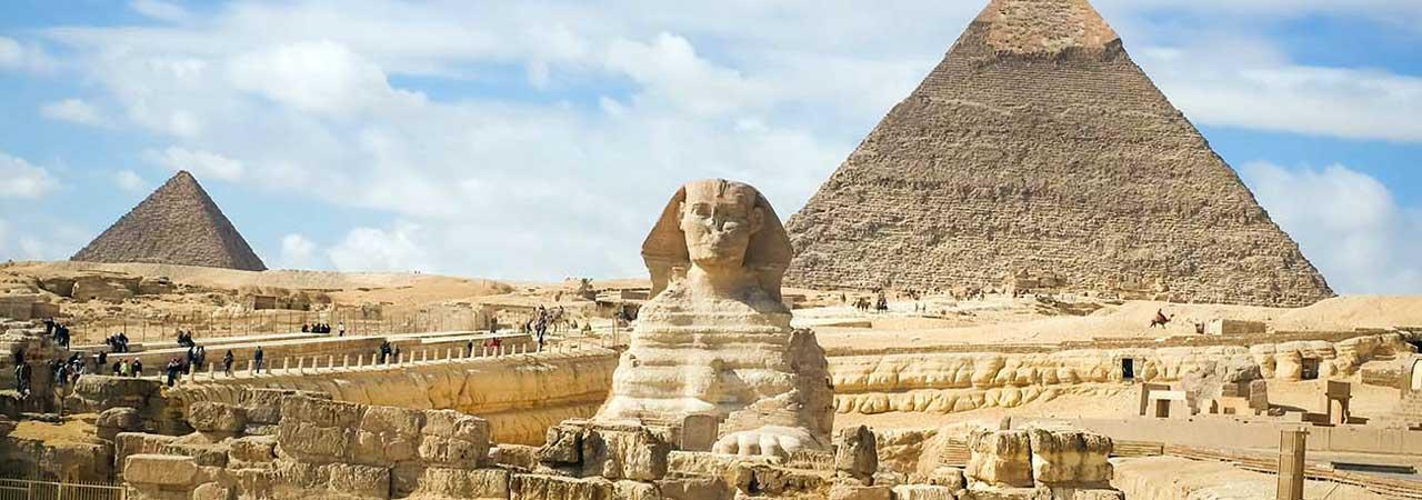 Египет. Каир — Александрия — Порт-Саид